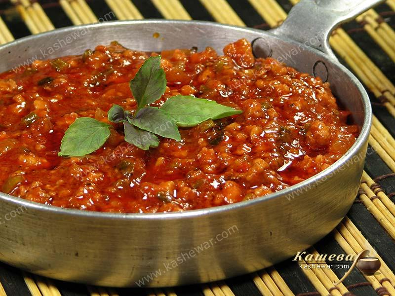 Bolognese sauce – recipe with photo, Italian cuisine
