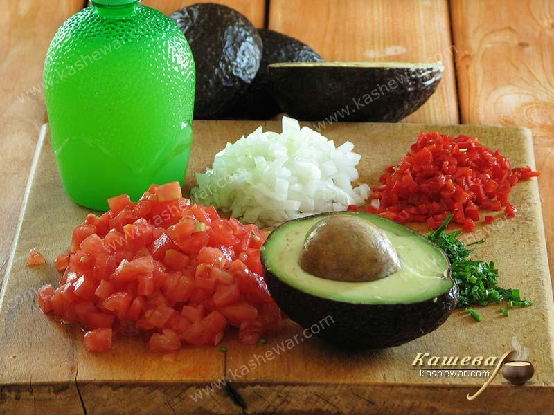 Products for guacamole