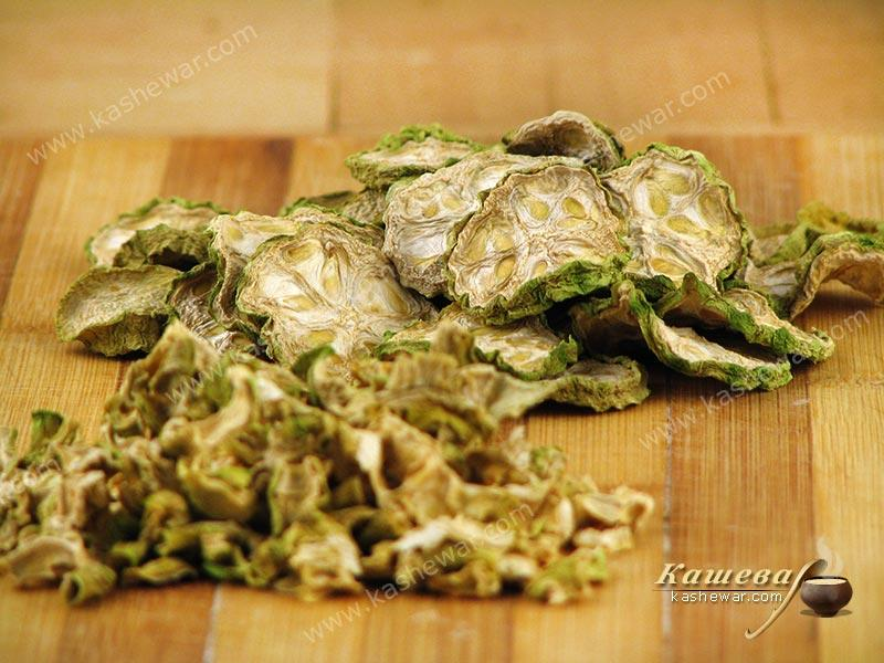 Dried zucchini – recipe with photo, food preservation for the winter