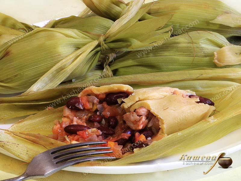 Tamale – recipe with photo, Mexican cuisine