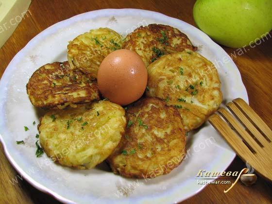 Fritters recipes
